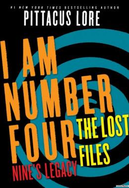 Я - Четвертый: Пропущенные материалы: Наследие Девятого