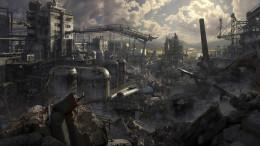 Город-зомби (СИ)
