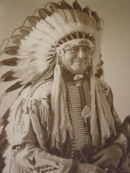 Моё индейское детство