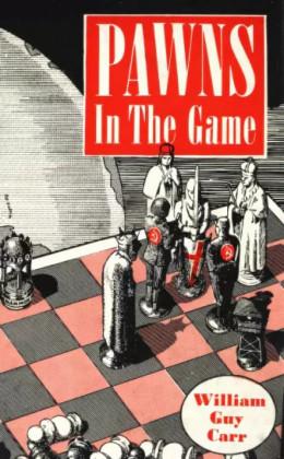 Пешки на шахматной доске