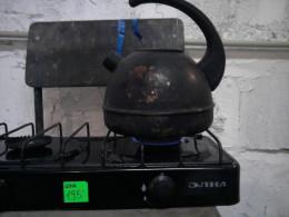 Переделка бытовых газовых плит под биогаз