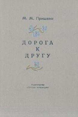 Дорога к другу (дневники)
