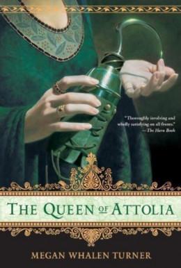Царица Аттолии (ЛП)