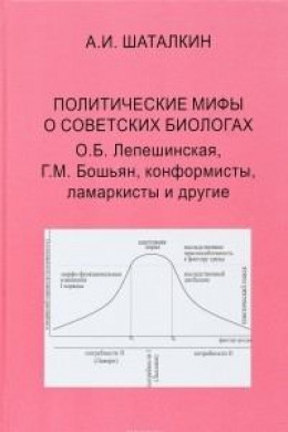 Политические мифы о советских биологах. О.Б. Лепешинская, Г.М. Бошьян, конформисты, ламаркисты и другие.
