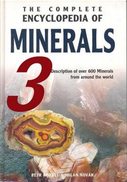Минералы. Иллюстрированная энциклопедия. Часть третья