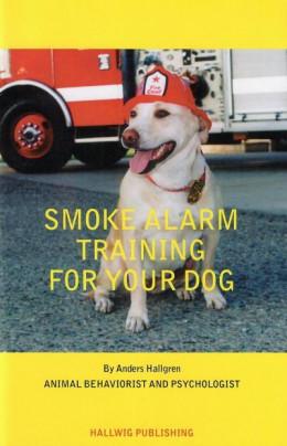 Тренировка собаки оповещению дыма