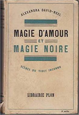 Магия любви и чёрная магия