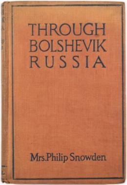 Through Bolshtvik Russia
